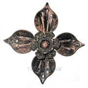 Изделие из металла цветок HY-091 d 140, артикул 13442 фото