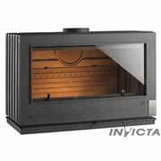 Чугунная печь Invicta Preston фото