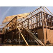 Строительство каркасных домов domovoi.by фото