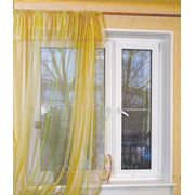 Окно (ПВХ) 1400*1900 пластиковое в спальню фото