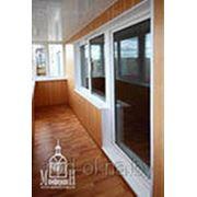 Балконная дверь 1700*900 фото