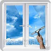 Окно1900*1500 (ПВХ) пластиковое в зал новой планировки фото