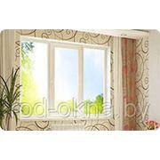 Окно 700*2200 Окно (ПВХ) платиковое в детскую новой планировки фото
