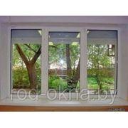 Окно 700*3000 (ПВХ) в зал новой планировки фото