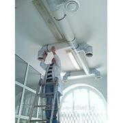 Профессиональный монтаж вентиляционных систем