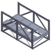 Верхняя Галерея YCМ2-16-X Model фото
