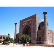 Туры в Узбекистан фото