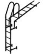Лестница с комплектующими фото