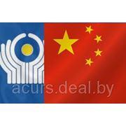 Мультимодальные перевозки Китай-СНГ фото