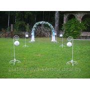 Свадебная арка(большая) фото