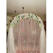 Арка свадебная фото