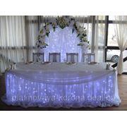 Свадебная арка малая фото