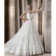 Прокат и продажа очаровательных свадебных и вечерних платьев. фото