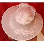 Свадебная шляпка фото