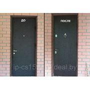 Ремонт,реставрация металлических дверей в могилёве фото