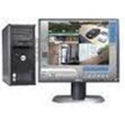 Настройка компьютера для системы видеонаблюдения фото