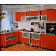 Кухня мдф пластик фото