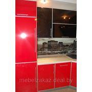 Кухня на заказ из пластика Abet фото