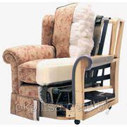 Замена наполнителя мягкой мебели фото
