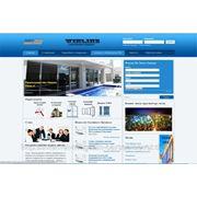 Разработка создание сайта, интернет магазина, каталога, портфолио, корпоративного сайта, сайт визитка. фото