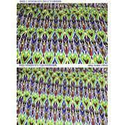 Ткань узбекский хан-атлас искусственный фото