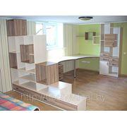 Подростковая мебель по индивидуальному заказу фото