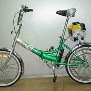 Подвесной велодвигатель МЕТЕОР 1.5 фото