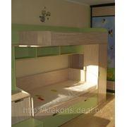 Детская мебель по индивидуальному эскизу фото