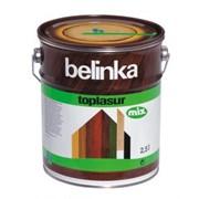 Лазурь Belinka Toplasur mix (Белинка Топлазурь микс) для наружных работ фото