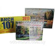 Календари настольные домики фото