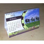 Настольные календари домики фото