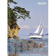 Настенные календари (плакаты) фото