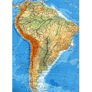 Карты географические для детей фото