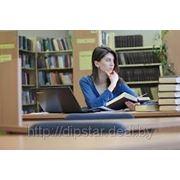 Дипломные работы по экономическим дисциплинам фото