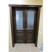 Двери межкомнатные, деревянные. фото