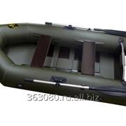 Двухместная лодка СОКОЛ М2М (260) под мотор фото