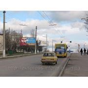 Бигборды Севастополь, проспект Победы, заправка ТНК, сторона Б, СД21 фото
