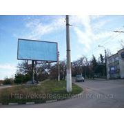 Бигборды Севастополь, ул. Бресткая,18, сторона Б, СД25 фото