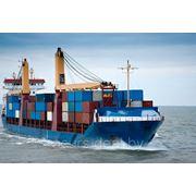 Доставка морским транспортом в Китай фото