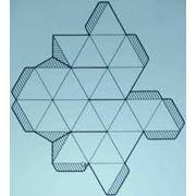 Как сделать шар по геометрии из бумаги