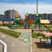Индивидуальное проектирование и благоустройство детских площадок фото