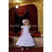 Детское платье нарядное KMS_2054 фото