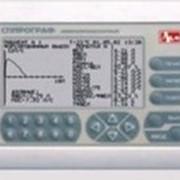Спирограф микропроцессорный портативный СМП-21/01-Р-Д с лазерным принтером фото