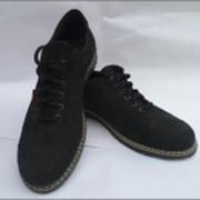 Туфли мужские Набук фото