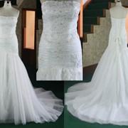 Шикарные свадебные платья фото