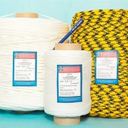 Шнуры плетеные полипропиленовые фото