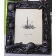 Фоторамка на морскую тематику фото