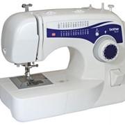 Машины бытовые швейные Швейная машина BROTHER HQ-33 (25 строчек, петля автомат, нитевдеватель, регуляторы длины и ширины строчки) фото