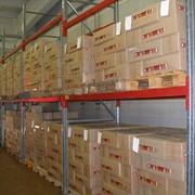 Хранение и обработка грузов на складе фото
