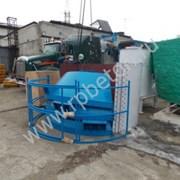 Силос цемента бетонного завода фото